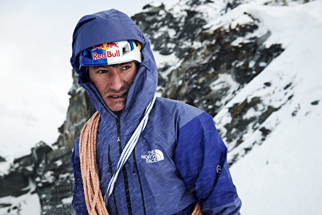 David Lama w The North Face Athlete Team