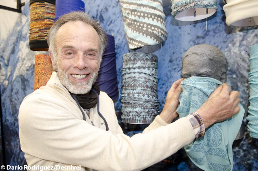 Zmarł Joan Rojas, twórca marki Buff