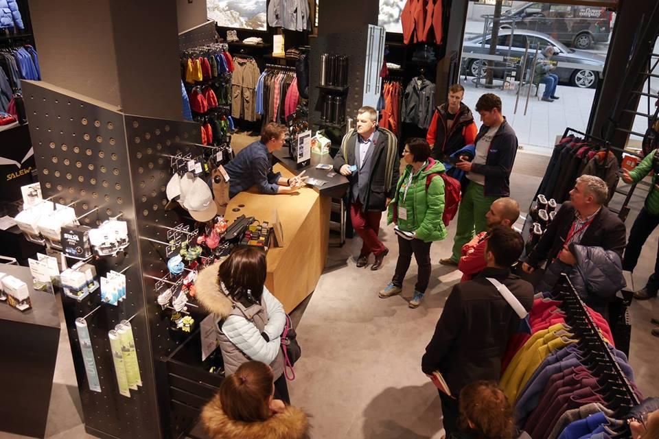 Retail Tour dla polskiej branży na ISPO Munich 2018