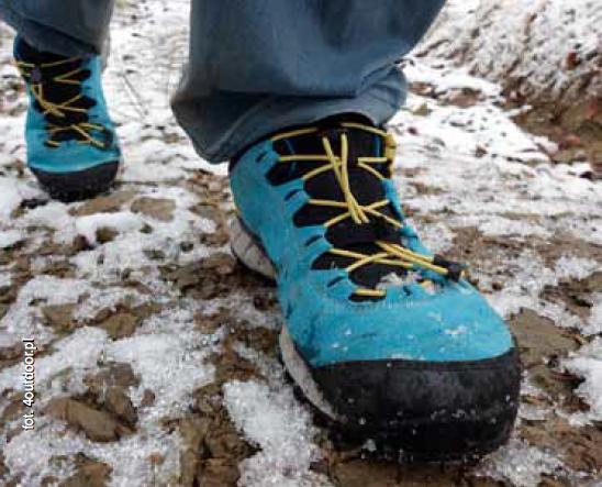 Test butów Aku Climatica Suede GTX