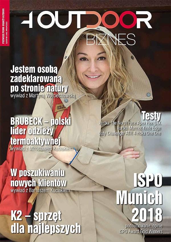 Najnowszy Magazyn 4outdoor Biznes jest już dostępny!