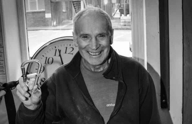 Zmarł Mark Vallance, założyciel Wild Country
