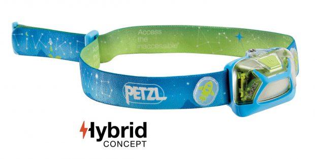 Petzl Tikkid – pierwsza czołówka dla dzieci