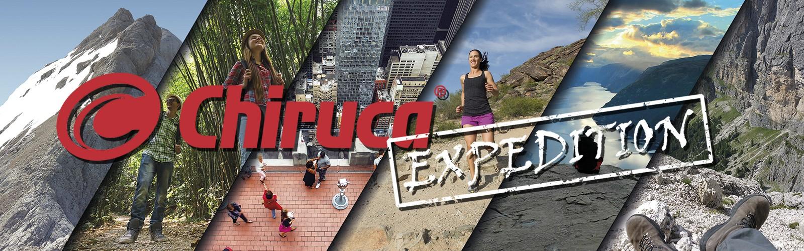 Ruszaj w drogę z Chiruca EXPEDITION