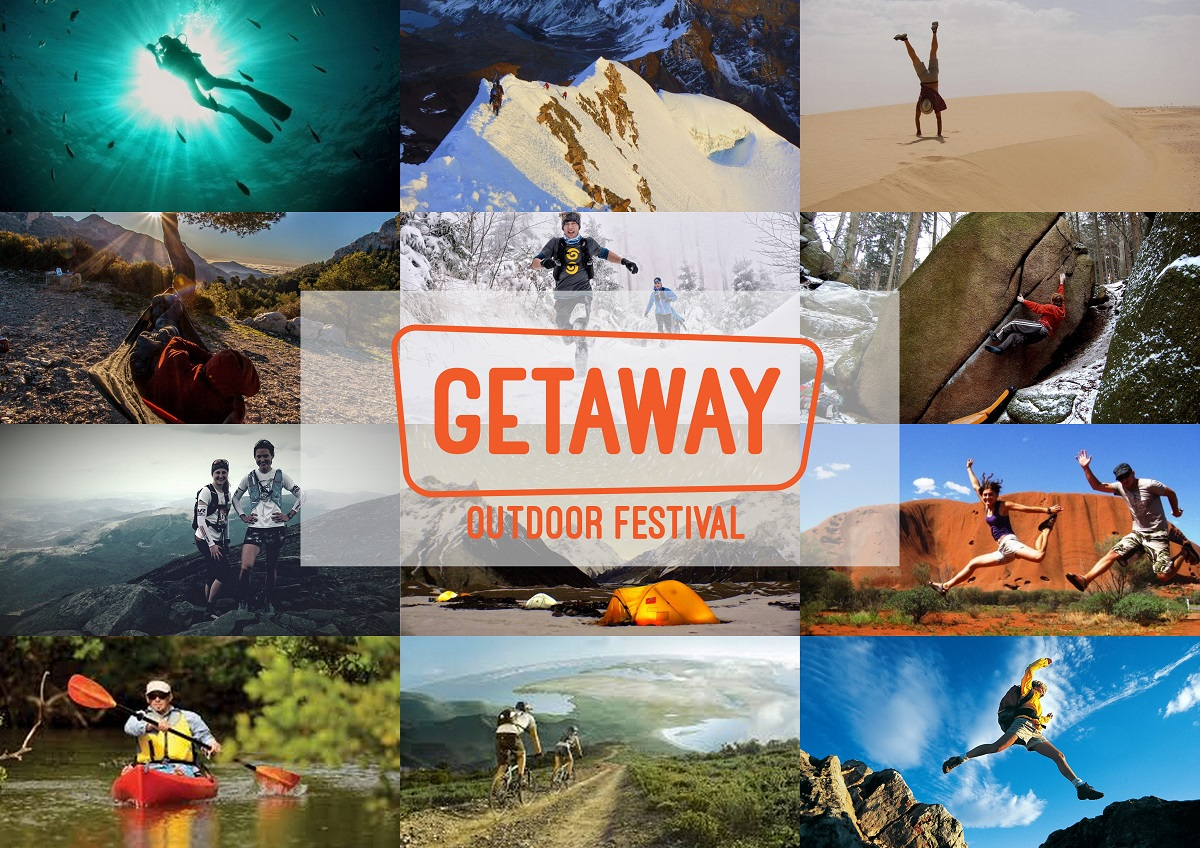 GETAWAY – już w maju festiwal o outdoorze i w outdoorze
