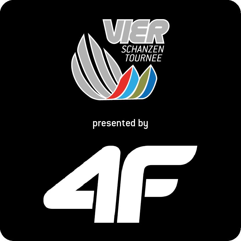 4F sponsorem głównym Turnieju Czterech Skoczni