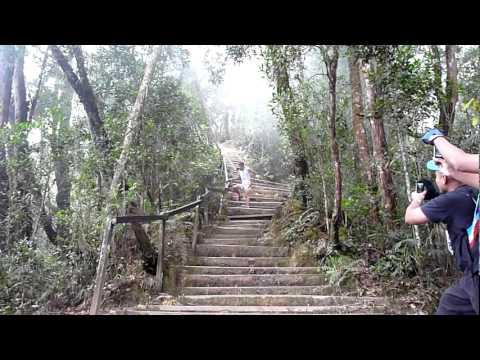 """Azjatycki climbathon ostatnim biegiem w projekcie """"5 Startów 5 Kontynentów"""""""