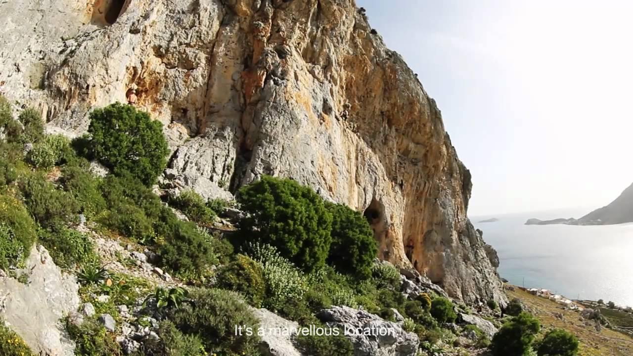 Dołącz do najlepszych na The North Face Kalymnos Climbing Festival
