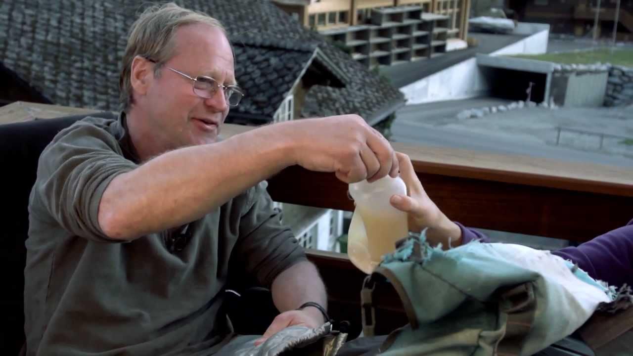 Jeden z założycieli Lowe Alpine – Jeff Lowe został Honorowym Prezesem marki