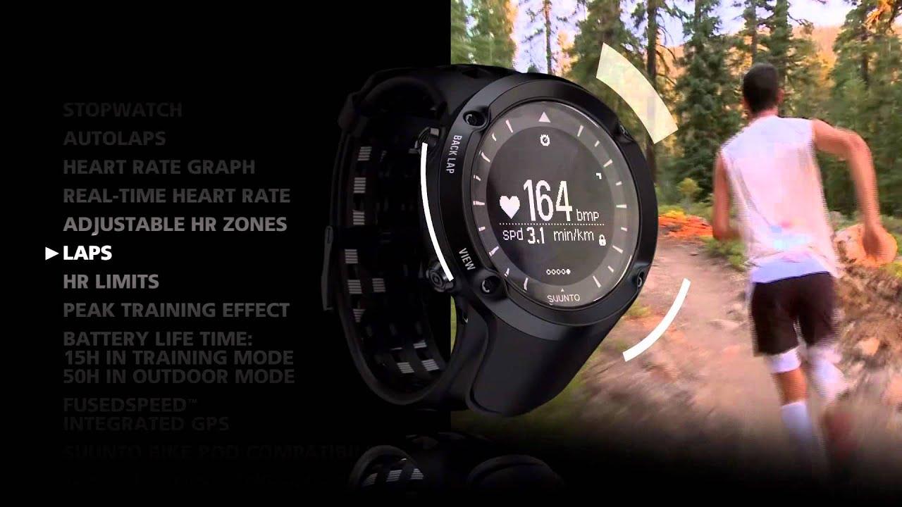 Nagradzany zegarek Suunto Ambit w nowej odsłonie 2.0