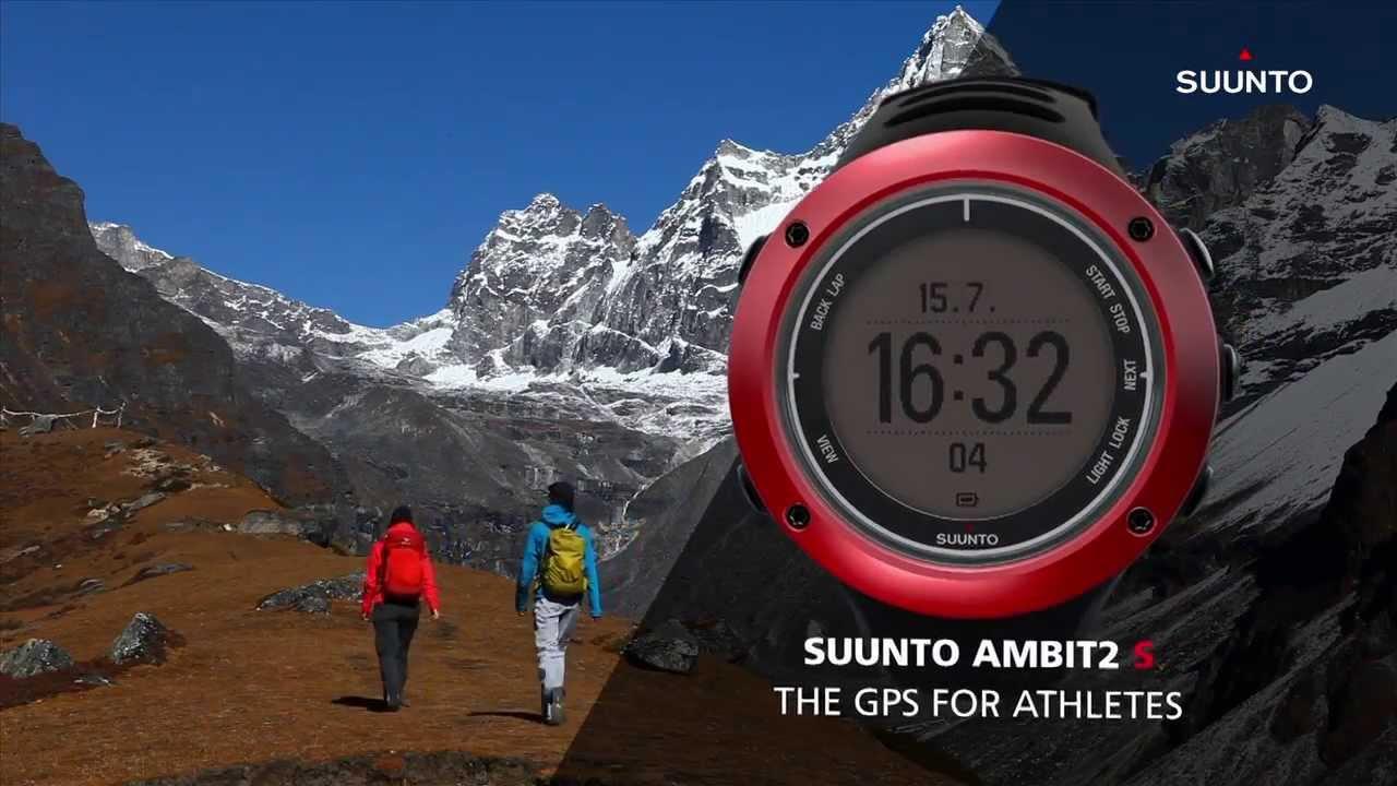 Nowa generacja zegarków z GPS – Suunto  Ambit2 S i Ambit2