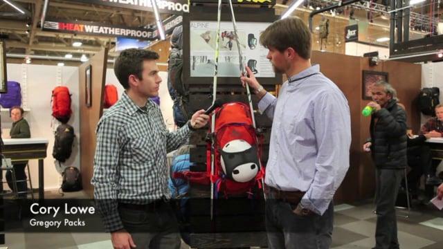 Nowa seria plecaków do aktywności zimowych – Gregory Targhee