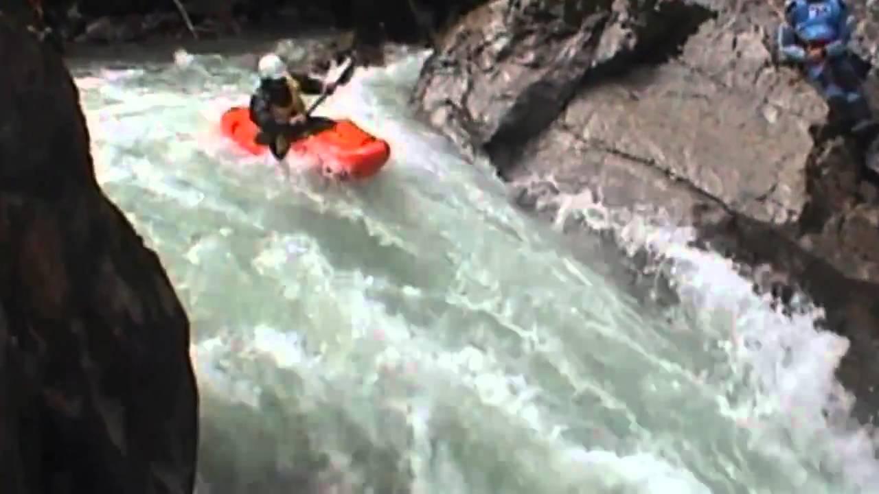 Ötztal przygotowuje się do zawodów adidas Sickline Extreme Kayak World Championship