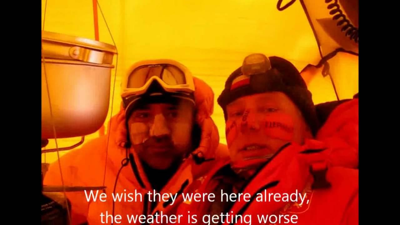 Relacja ze zdobycia szczytu Gasherbrum I