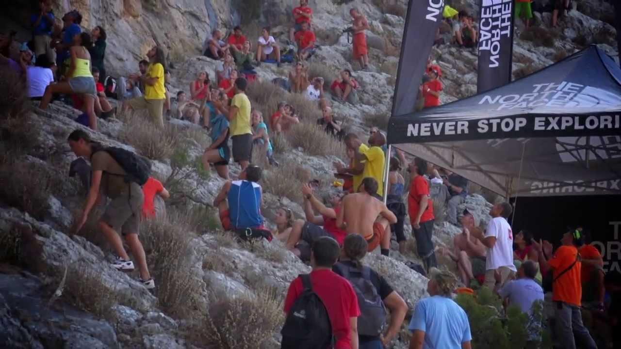 Sukces pierwszej edycji The North Face® Kalymnos Climbing Festival