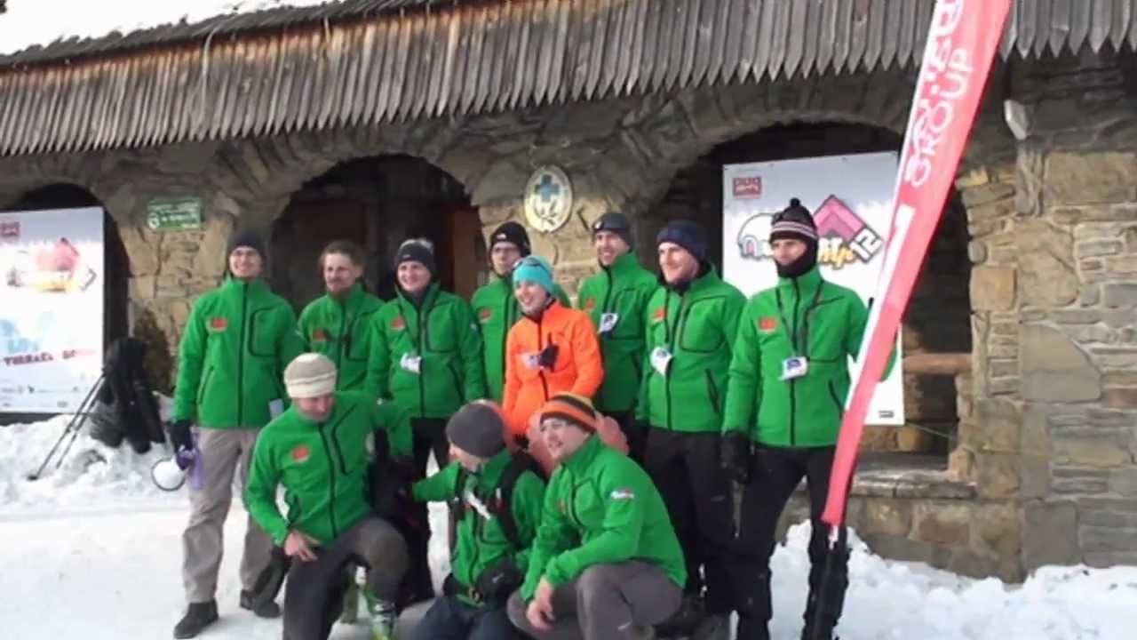 Trzy dni pełne wrażeń czyli WinterCamp 2013