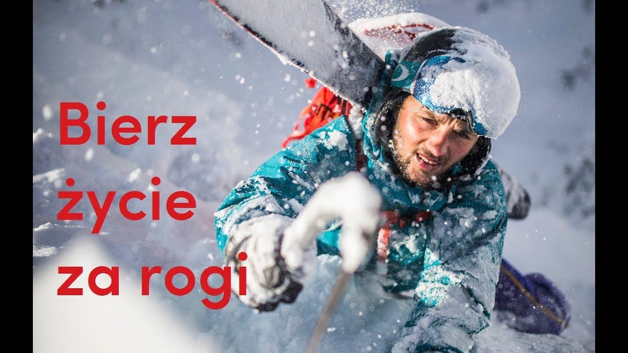 """""""Bierz życie za rogi"""" – Andrzej Bargiel w kampanii Banku Pekao S.A."""
